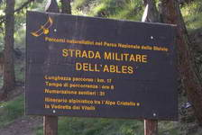 Stada dell'Ables